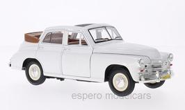 GAZ M20 Pobeda Cabriolet 1946-1958 weiss