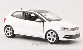 VW Polo V GTI Phase I 2010-2014 weiss