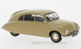 Tatra 600 Tatraplan 1948-1952 dunkelbeige