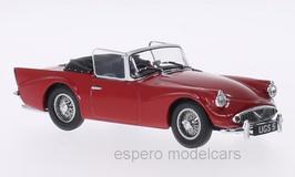 Daimler SP250 offen 1959-1964 RHD rot