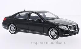 Mercedes-Benz S-Klasse W222 seit 6.2013  schwarz