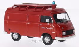Hanomag F25 1967-1975 Feuerwehr rot