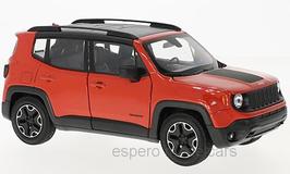 Jeep Renegade Trailhawk seit 2014 dunkelorange / matt-schwarz