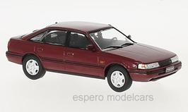 Mazda 626 III GD/GV Phase II 1990-1992 dunkelrot met.