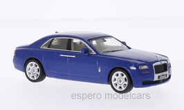 Rolls Royce Ghost seit 2009 blau met.