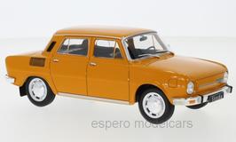 Skoda 100 L 1969-1977 orange