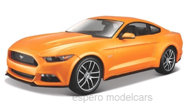 Ford Mustang GT VI Phase I 2015-2018 orange met.