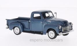 GMC Pick Up 1950 dunkelblau met.