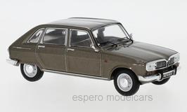 Renault 16 TS Phase I 1968-1970 braun met.