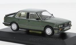 BMW 323i E30 1983-1985 RHD Platanen grün met.