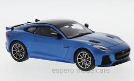 Jaguar F-Type SVR 2016-2019 blau met. / schwarz