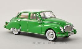 DKW 3=6 / F94 Limousine 1955-1959 grün / weiss