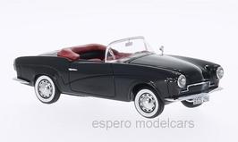 Rometsch Lawrence Cabriolet 1957-1961 schwarz