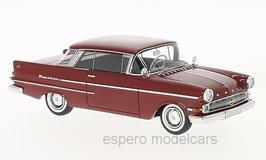 Opel Kapitän P 2.6 Coupé Autenrieth 1963 dunkelrot