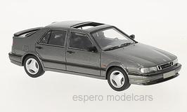 Saab 9000 CS Phase II 1991-1998 dunkelgrau met.