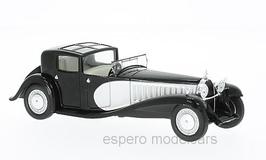 Bugatti Type Royale 1926-1933 schwarz / silber