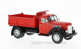 International Harvester KB-7 LKW 1947- 1949 rot / schwarz