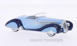Delahaye 165 V12 Roadster 1938 hellblau / blau
