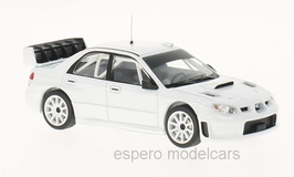 Subaru Impreza S12B 2008 weiss Plain Body Version