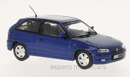 Opel Astra F GSi Phase I 1991-1994 dunkelblau met.