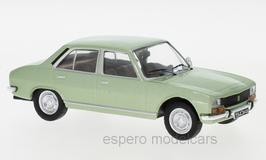 Peugeot 504 Berline Phase I 1968-1975 hellgrün met.