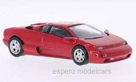 Lamborghini Acosta P147 Marcello Gandini Concept Car 1998 rot