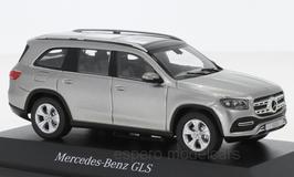 Mercedes-Benz GLS-Klasse X167 seit 2019 silbergrau met.