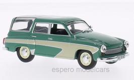Wartburg 311/5 Camping 1956-1965 grün / beige