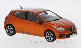 Renault Clio V RS Line seit 2019 orange met.