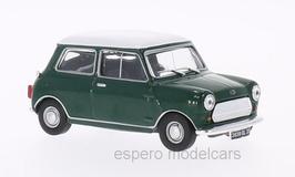 Austin BMC Mini Cooper S 1964-1971 grün/weiss