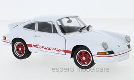 Porsche 911 Carrera RS 2.7 1974-1976 weiss / rot