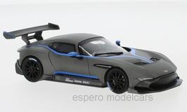 Aston Martin Vulcan seit 2015 matt-grau / hellblau