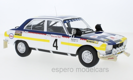 "Peugeot 504 TI #4 Rallye Marokko 1975 T. Mäkinen / H. Liddon ""ESSO Afrika"""