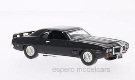 Pontiac Firebird TransAm 1969 schwarz