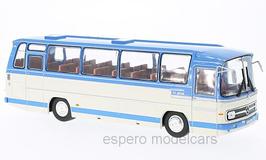 Mercedes-Benz O 302-10R Reisebus 1964-1974 hellblau / biege