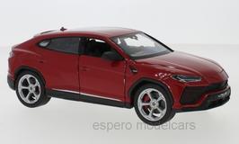Lamborghini Urus seit 2018 rot / schwarz