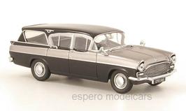Vauxhall Cresta PA Fiary Estate 1957-1962 silber / schwarz