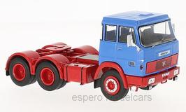 Henschel HS 19 TS Zugmaschine 1966 blau / rot