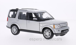 Land Rover Discovery IV Phase I 2009-2013 silber met.