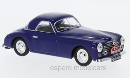 Simca Gordini 8 Sport Coupé #221 Rallye Monte Carlo 1950 dunkelblau