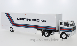 "Volvo F 88 Sattelschlepper 1965-1973 ""Martini Racing Transport weiss / blau / rot"