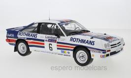 Opel Manta B 400 #6 Rothmans Opel Team RAC Rallye 1983 A. Vatanen / T. Harryman