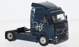 Volvo FH 12 LKW Zugmaschine 1994 dunkelblau met. / Decor