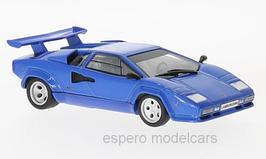 Lamborghini Countach LP400S 1978-1982 blau