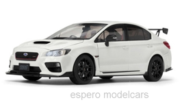 Subaru WRX STI seit 2014 weiss met.