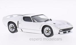 Lamborghini Miura SVJ 1971 weiss