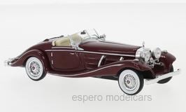Mercedes-Benz 540K Spezial Roadster W29 1938 dunkelrot