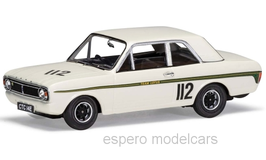 Ford Lotus Cortina MK II FVA RHD #112 British Saloon Car Championship 1967 G. Hill