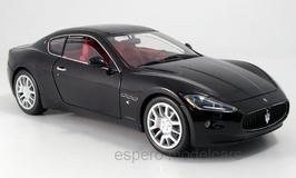 Maserati GranTurismo Coupé seit 2007 schwarz