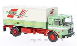 "MAN Büssing 19.320 LKW 1975 ""Wandt"" hellgrün / rot / beige"